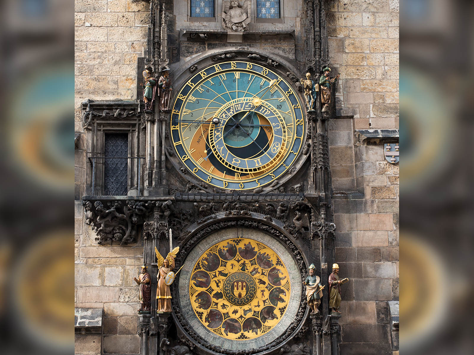 For The Love Of Astronomical Clocks Prague Orloj Prague Astronomical Clock