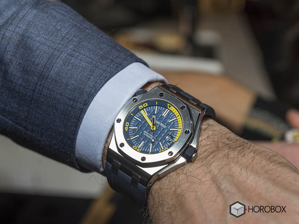 Audemars Piguet Royal Oak Offshore Diver Sihh 2017
