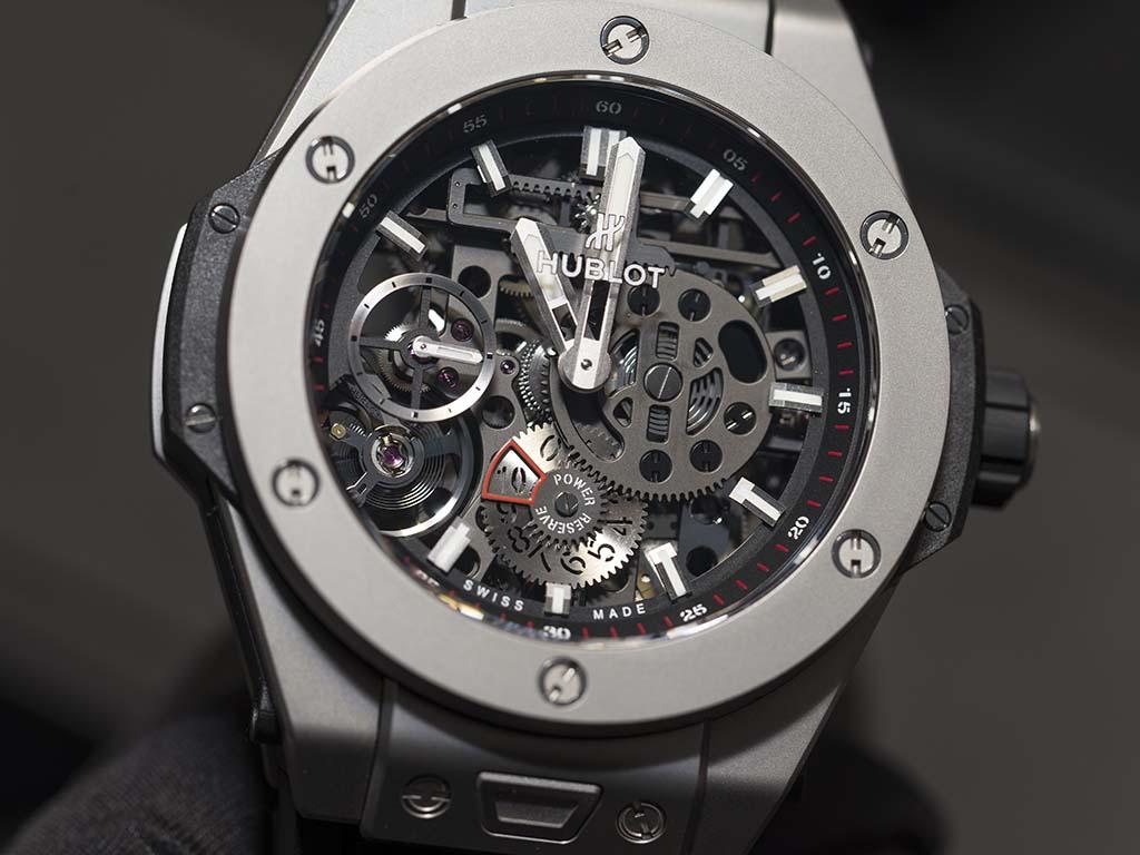 Компания hublot решила отметить летие создания первой в мире криптовалюты выпуском уникальных часов.
