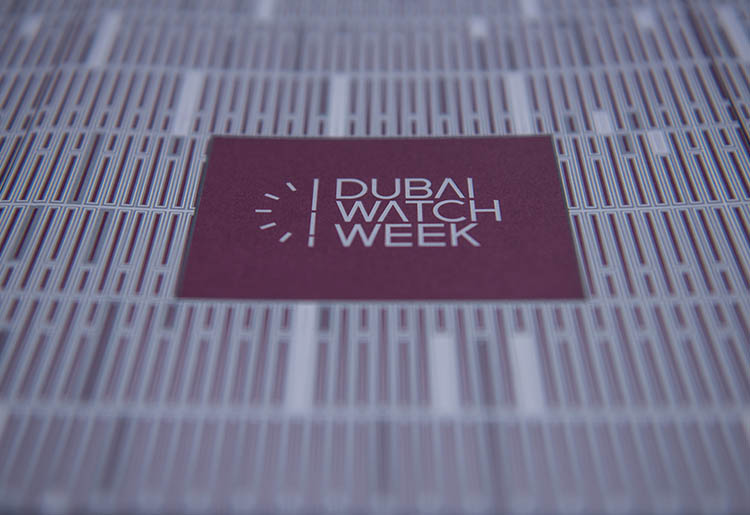 Dubai Watch Week 2017