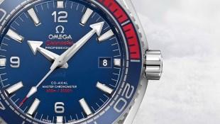 Omega Planet Ocean Master Chronometer PyeongChang 2018 Edition