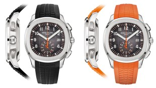 Patek Philippe 5968A Aquanaut Chronograph