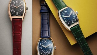 Franck Muller Crazy Hours 15th Anniversary Collection