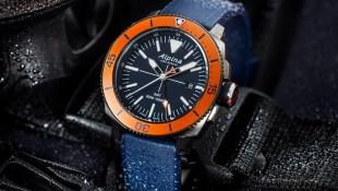 Alpina Seastrong Diver GMT Quartz