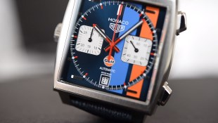 TAG Heuer Monaco Gulf Special Edition 50th Anniversary Video İnceleme
