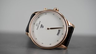 Jaquet Droz Astrale Twelve Cities Ivory Enamel (Ref. J010133209)