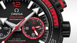 Omega Seamaster Planet Ocean Volvo Ocean Race Limited Edition