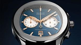 Piaget Polo S Bucherer Blue Editions