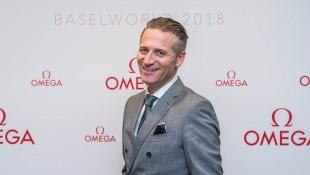 Omega CEO'su Raynald Aeschlimann ile Röportaj