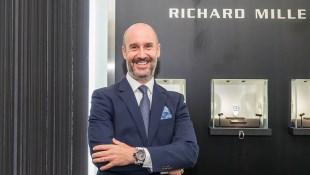 Richard Mille Orta Doğu Genel Müdürü Daniel Bacardit-Stamm İle Röportaj