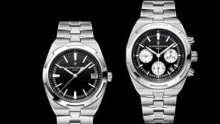 Vacheron Constantin Overseas Automatic and Chronograph Black Dial