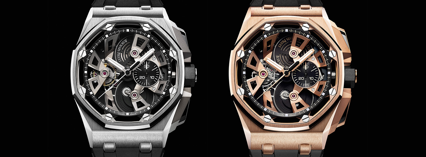 Audemars Piguet Royal Oak Offshore Tourbillon Chronograph 25th Anniversary (Ref. 26421)