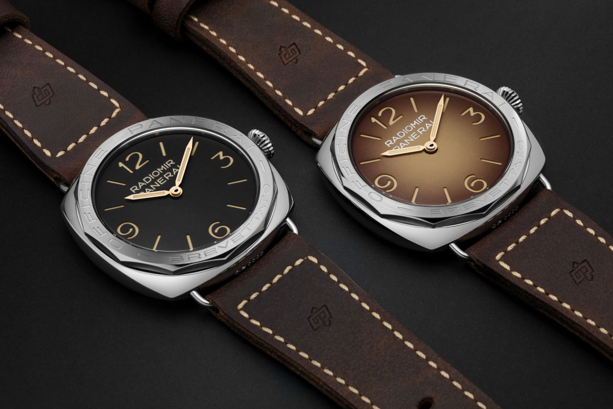 Image result for PANERAI RADIOMIR PAM00685 & PAM00687