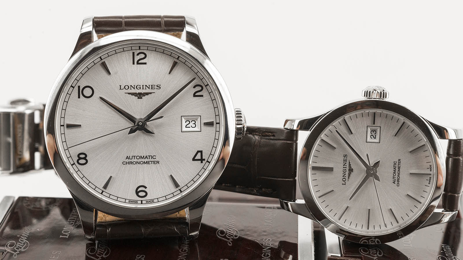 9724a380a74 Longines Record Collection