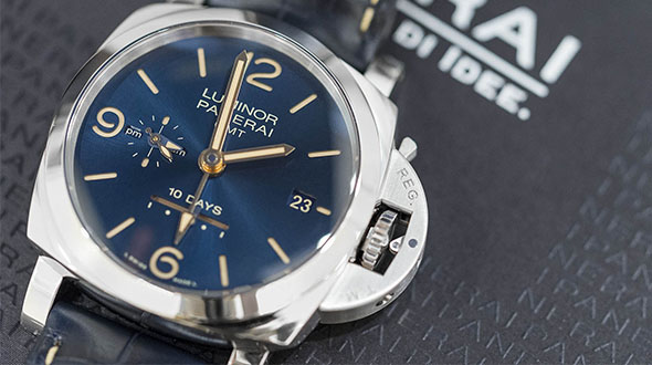 Panerai Luminor 1950 10 Days GMT Automatic PAM00689