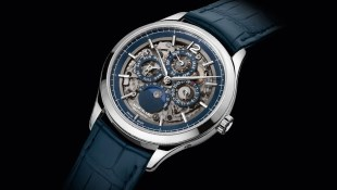 Montblanc Heritage Chronometrie Perpetual Calendar Sapphire Ref. 118513