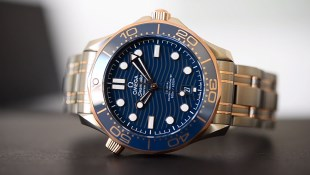 Omega Seamaster Diver 300 (Ref. 210.20.42.20.03.002) Video Review