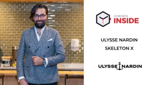 Talking Ulysse Nardin Skeleton X with Horofriend Eray Dinç
