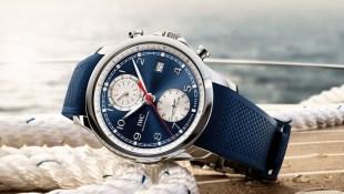 IWC Portugieser Yacht Club Chronograph Summer Edition Ref. IW390507