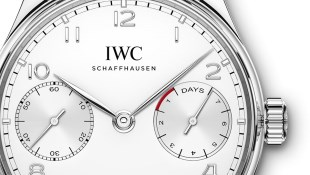 IWC Portugieser Automatic 7-Days Stainless Steel Ref. IW500712