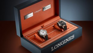 Longines Special Editions for Steffi Graf and Andre Agassi