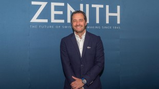 LVMH Dubai Watch Week 2020 - Interview with Julien TORNARE - CEO of Zenith