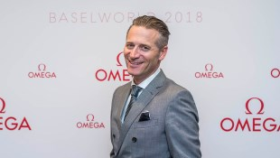 Interview With the CEO of Omega – Raynald Aeschlimann