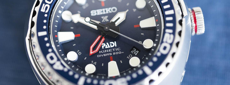 Sun065 Padi Kinetic Gmt Diver Prospex Seiko Review Horobox
