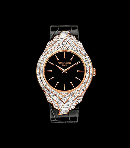 4895R-001 | Rose Gold - Ladies | Patek Philippe | HOROBOX