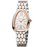 Serpenti Seduttori Steel and Rose Gold