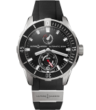 Diver Chronometer Black