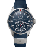 Diver Chronometer Blue