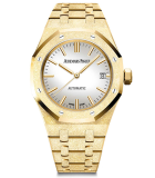 Royal Oak Frosted Gold Carolina Bucci Limited Edition