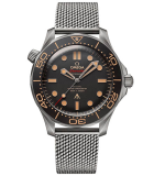 Diver 300M Co-Axial Master Chronometer 007 Edition