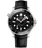"Seamaster Diver 300M ""James Bond"" Numbered Edition"