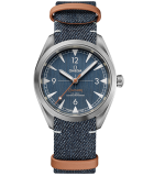 "Railmaster Co-Axial Master Chronometer ""Denim"""
