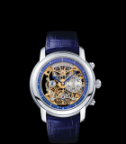 Openworked Tourbillon Chronograph