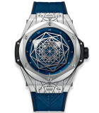 Big Bang Sang Bleu Titanium Blue 45mm