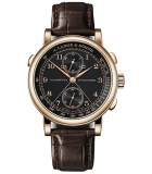 "1815 RATTRAPANTE HONEYGOLD ""Homage to F. A. Lange"""