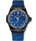 Big Bang One Click Italia Independent Blue Velvet