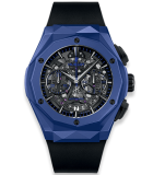 Aerofusion Chronograph Orlinski Blue Ceramic & King Gold