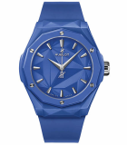 Classic Fusion Orlinski Blue Ceramic – 40mm