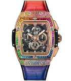 Spirit of Big Bang Rainbow 42mm