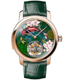 Les Cabinotiers Minute Repeater Tourbillon - Four Seasons Spring