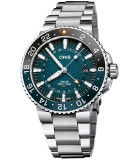Aquis GMT Date Whale Shark Limited Edition