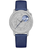 Égérie Moon Phase Diamond-Paved