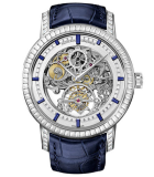 Les Cabinotiers Openworked Tourbillon High Jewellery
