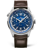 Polaris Chronograph World Timer