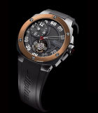 Extreme Tourbillon Regulator Manufacture