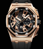 Royal Oak Offshore Tourbillon Chronograph 25th Anniversary